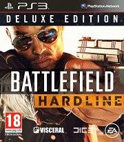 Carátula de Battlefield: Hardline - PS3