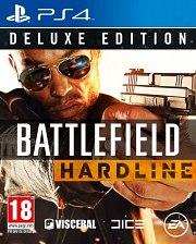 Carátula de Battlefield: Hardline - PS4
