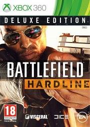 Carátula de Battlefield: Hardline - Xbox 360