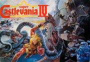 Carátula de Super Castlevania IV - Wii U