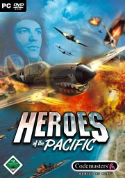 Carátula de Heroes of the Pacific - PC