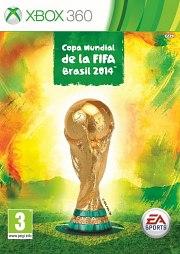 Carátula de Mundial de la FIFA Brasil 2014 - Xbox 360