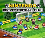 Carátula de Nintendo Pocket Football Club - 3DS