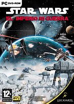 Carátula de Star Wars: El Imperio en guerra - PC