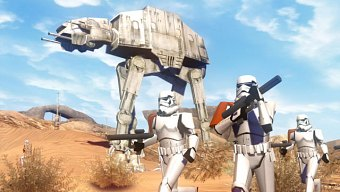 Video Star Wars: El Imperio en guerra, Trailer oficial