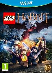 Carátula de LEGO: El Hobbit - Wii U