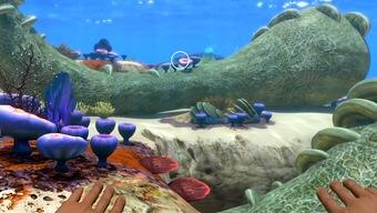 Video Subnautica, Subnautica: Gameplay: Los 10 primeros minutos