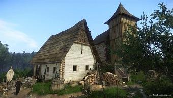 Kingdom Come Deliverance: Así construyes aldeas en From the Ashes