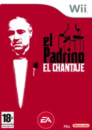Carátula de El Padrino: El chantaje - Wii