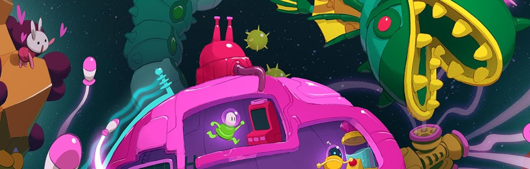 Análisis Lovers in a Dangerous Spacetime