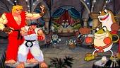 Cuphead: MDHR Studios muestra todos los guiños a Street Fighter
