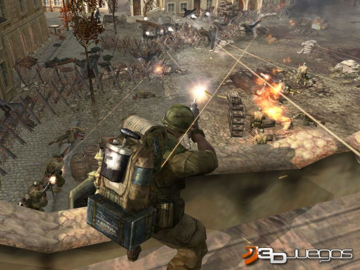 Company of Heroes - An�lisis
