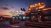 Video Gears of War 4 - Gears of War 4: Actualización marzo - Diner, Old Town, Ranked Lobbies