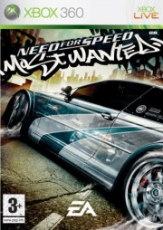 Carátula de Need for Speed Most Wanted - Xbox 360