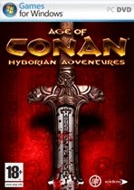 Carátula de Age of Conan - PC