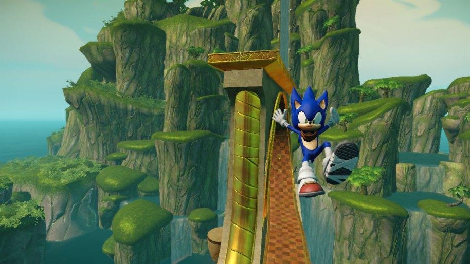 Sonic Boom El Ascenso de Lyric análisis