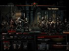 Pantalla Darkest Dungeon