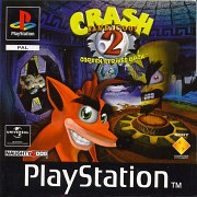 Carátula de Crash Bandicoot 2 - PS1