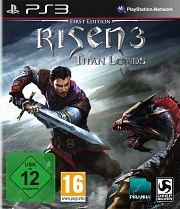 Carátula de Risen 3: Titan Lords - PS3