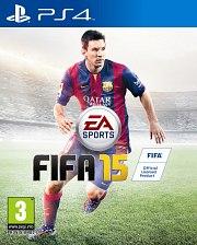 Carátula de FIFA 15 - PS4