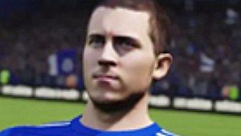 Video FIFA 15, FIFA 15: Nuevas FIligranas con Hazard