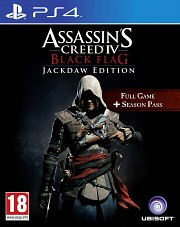 Assassin's Creed IV: Jackdaw PS4