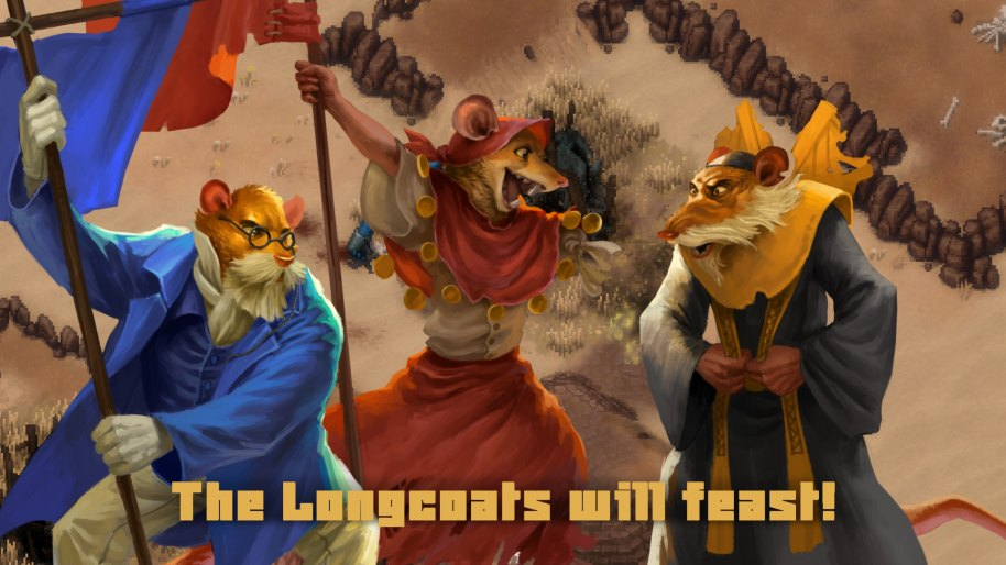 Tooth and Tail PS4