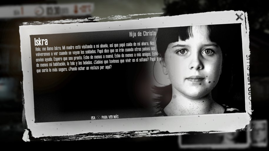 This War of Mine análisis
