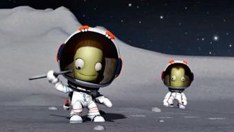 Video Kerbal Space Program, Anuncio Xbox One