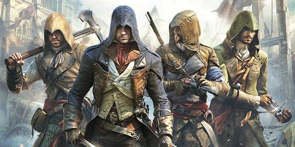 Imagen promocional de Assassin's Creed: Unity.