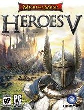 Carátula de Heroes of Might & Magic V - PC