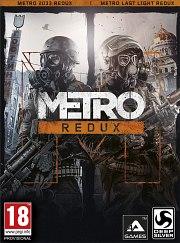 Carátula de Metro Redux - Mac