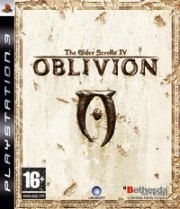Carátula de The Elder Scrolls IV: Oblivion - PS3