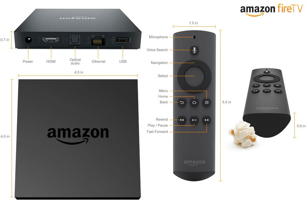 Amazon presenta el listado de los videojuegos disponibles con Fire TV de salida
