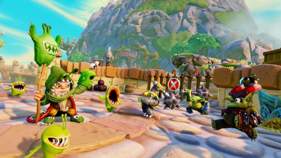 Skylanders Trap Team Wii U