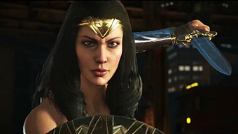 Injustice 2: Wonder Woman Movie Trailer