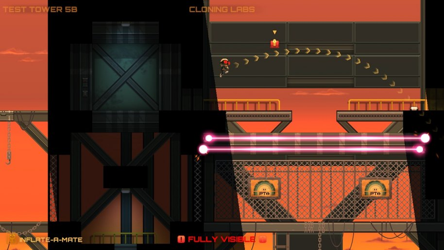 Stealth Inc 2 A Game of Clones análisis