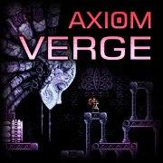 Carátula de Axiom Verge - Linux