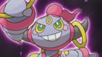 Video Pokémon Rubí Omega / Zafiro Alfa, Conoce al Pokémon singular Hoopa