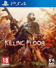 Carátula de Killing Floor 2 - PS4
