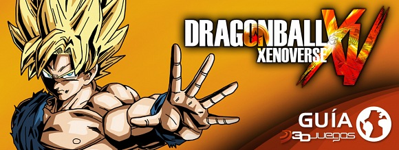 Guía Dragon Ball Xenoverse