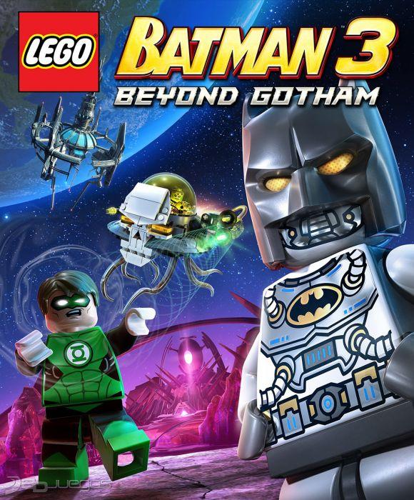 Lego Batman 3 M S All De Gotham Para Ps3 3djuegos