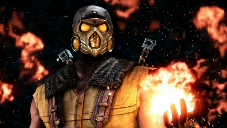 Imagen de Mortal Kombat X, uno de los últimos lanzamientos de Warner Bros.
