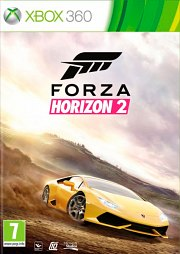 Carátula de Forza Horizon 2 - Xbox 360