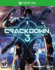 Carátula de Crackdown 3 - Xbox One