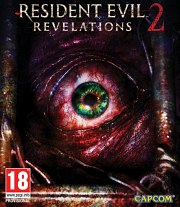 Carátula de Resident Evil: Revelations 2 - Vita