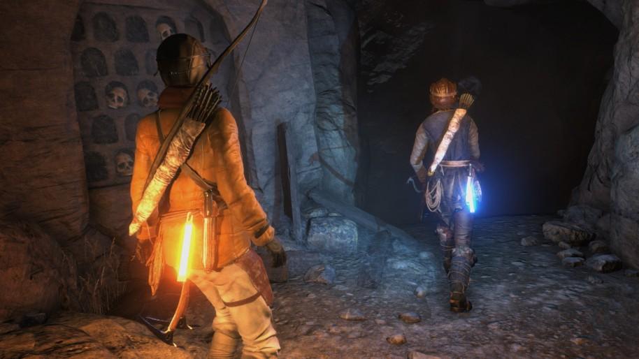 Rise of the Tomb Raider: Rise of the Tomb Raider: Lara Croft, PS4, PS4 Pro y PS VR