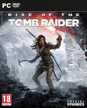 Carátula de Rise of the Tomb Raider - Mac