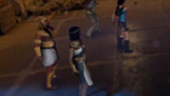 Video Lara Croft and the Temple of Osiris, Tráiler de Anuncio