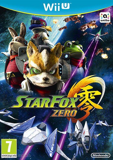 Star Fox Zero Para Wii U 3djuegos